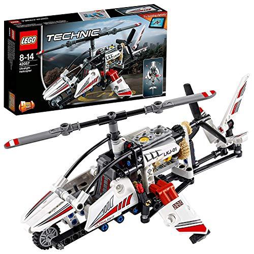 LEGO Technic 42057 - Set Costruzioni Elicottero Ultraleggero