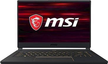"Newest MSI GS Series 15.6"" FHD 144Hz Premium Gaming Laptop, 9th Gen Intel 6-Core i7-9750H Upto 4.5Ghz, 32GB RAM, 1TB PCIE ..."