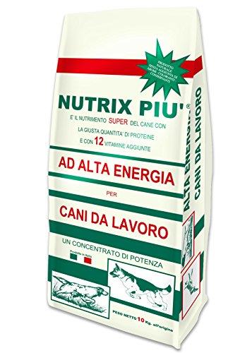 Nutrix Più Crocchette Secche Alta Energia - 10000 gr