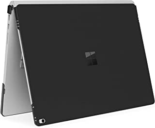 mCover iPearl Hard Shell Case for 15-inch Microsoft Surface Book 2 Computer (MS-SBK2-15 Black)