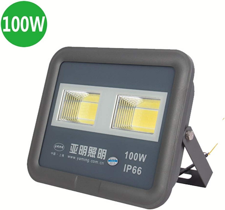 Shedeng Hochleistungs-Flutlicht (50 W  400 W) Wasserdichte LED-Flutlichter Für Den Auenbereich Für Den Dock-Basketballplatz, Fuballplatzbeleuchtung, Superhelles Weies Licht Mit Hoher Leistung.