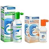 AUDISPRAY Spray de limpieza de oídos para eliminar exceso de cera y previeir la acumulación para unisex-adulto