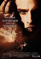 映画 インタビュー・ウィズ・ヴァンパイア ポスター42x30cm トム・クルーズ Interview with the Vampire レスタト 【並行輸入品】