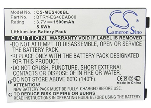 Best Prices! HENZENS 1500mAh Bar Code,Scanner Battery for Symbol 82-118523-01 82-118523-011 BTRY-ES4...