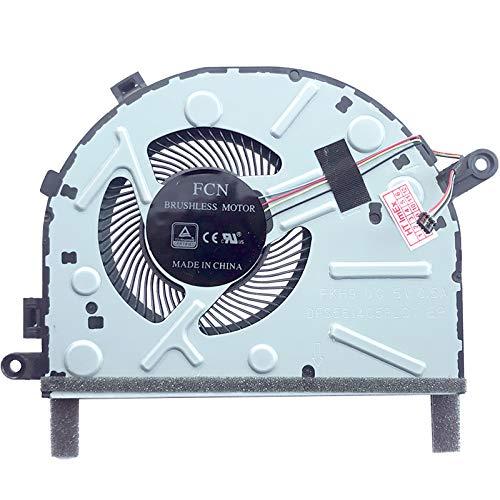 Price comparison product image Fan Cooler Compatible with Lenovo IdeaPad 330S-15IKB (81F500T8MZ),  330S-15IKB (81GC006XGE),  330S-15IKB (81F500TVGE),  330S-15IKB (81GC007GGE)