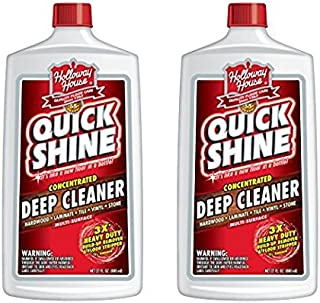 Quick Shine Concentrated Deep Cleaner; 27 oz. - 2 Pack