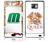 MusicSkins Queen Crest - Skin para