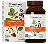 Himalaya ImmunoCare with Amla CLINICALLY STUDIED for Active Immune Support and Respiratory Support and Defense, 840 mg, 240 Capsules, 2 Month Supply