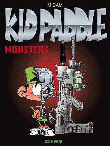 Kid Paddle Monsters 48p de Midam (17 août 2011) Album