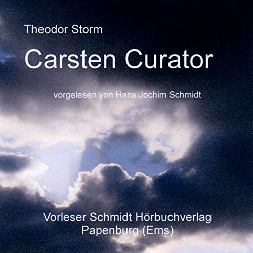 Carsten Curator audiobook cover art