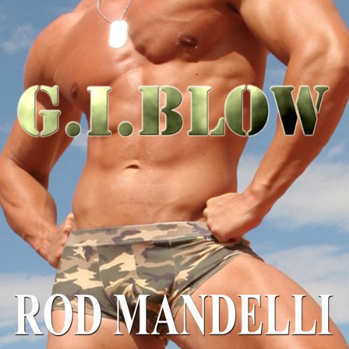 G.I. Blow audiobook cover art