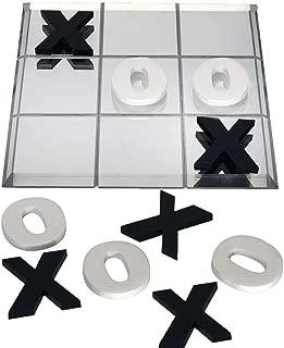 Acrylic Tic Tac Toe Set