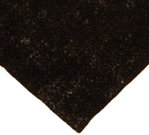 Sax Synthetic Decorator Felt, Black, 36' L x 36' W - 362450