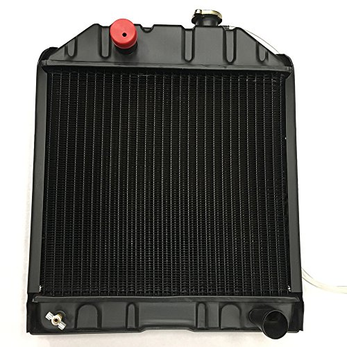 C7NN8005H Compatible with Ford Tractor Radiator 2000, 3000, 4000, 4100 4000SU,...