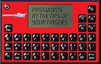 passwordsFAST Compact Electronic Password Keeper