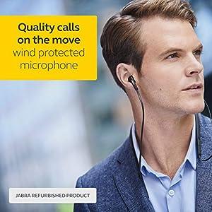 Jabra Elite 25e Silver Wireless Earbuds (Renewed)