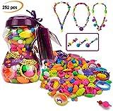 Pop Arty Beads Kid Spielzeug - Hanmun HS6635 mit 252