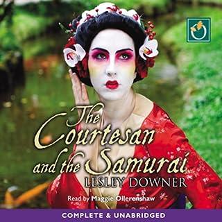 The Courtesan and the Samurai cover art
