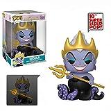 Funko- Pop Vinilo: Disney Mermaid-10 Little Mermaid 10' Ursula Figura Coleccionable, Multicolor, Talla única (40107)