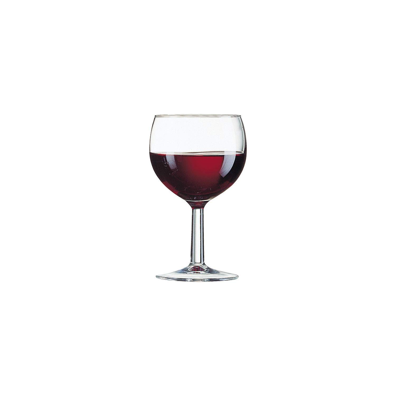 Arcoroc 11940 Verre à pied Ballon, Transparent, 15 cl Lot de 12