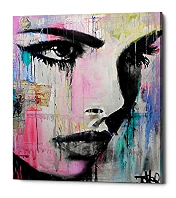 "Epic Graffiti ""Tempest by Loui Jover, Giclee Canvas Wall Art"