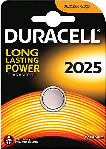 Duracell CR2025 Accessori