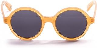 Ocean Sunglasses Japan - Gafas de Sol polarizadas - Montura : Marrón Transparente - Lentes : Ahumadas (4000.7)