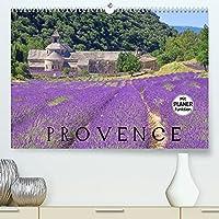 Provence (Premium, hochwertiger DIN A2 Wandkalender 2022, Kunstdruck in Hochglanz): Holen Sie sich den Zauber der Provence ins Haus, historische Staetten und betoerende Lavendelfelder laden zum Traeumen ein. (Geburtstagskalender, 14 Seiten )