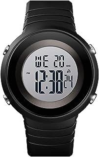 1507 ساعات رياضية للرجال مقاومة للماء ساعة رقمية للرجال ساعة عسكرية للجيش