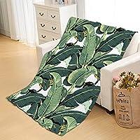 ZHUANYIYI 新鮮な印刷された毛布のスーパーソフトフランジベルベットの毛布のエアコンが旅行している毛布の暖かいベッドシングルフォーシーズンズユニバーサルギフトブランケット (Color : 4, サイズ : (Adult) 150*200CM)