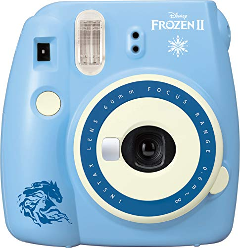 Fujifilm Instax Mini 9 Instant Camera, Disney Frozen 2