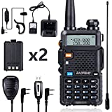 Best Baofeng Handheld Ham Radios - BaoFeng Walkie Talkie UV-5R Dual Band Two Way Review
