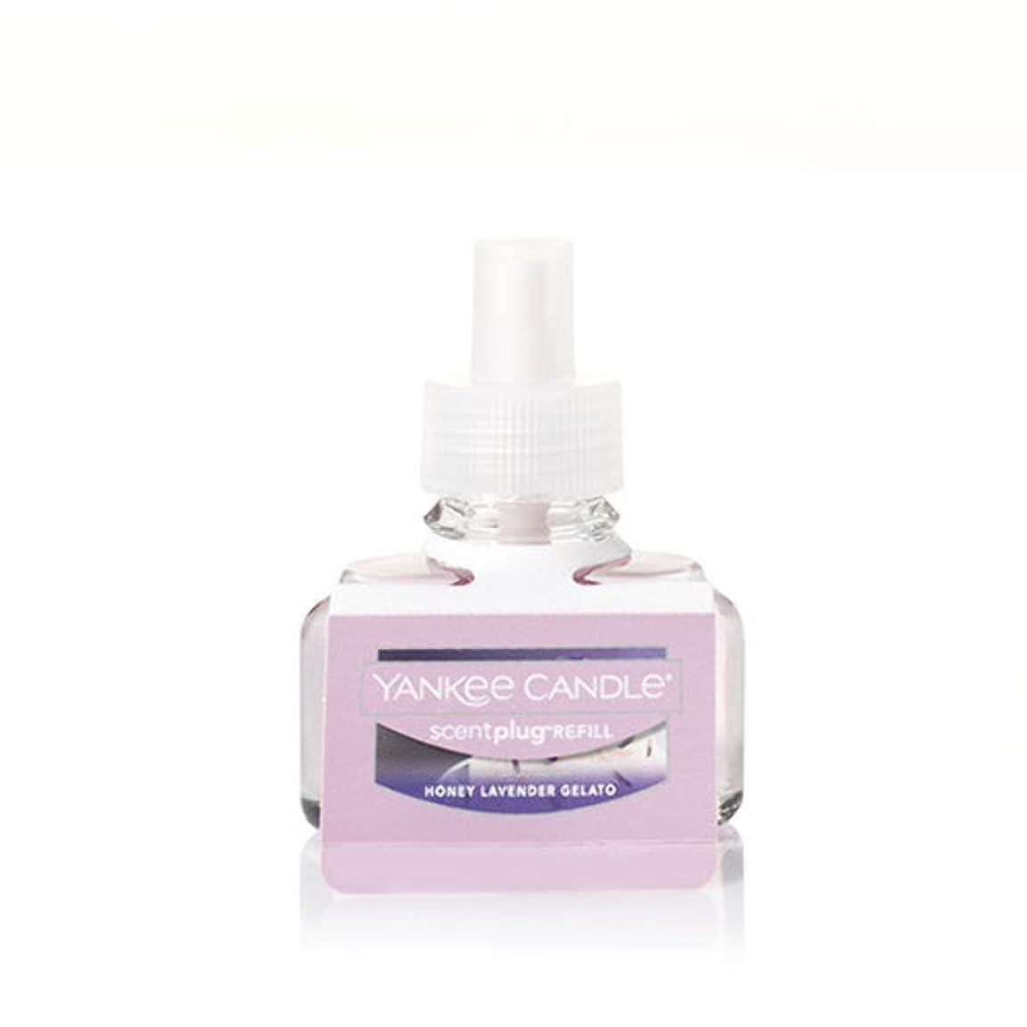 厚いステップぞっとするようなYankee Candle HoneyラベンダーGelato scent-plug Air Freshener Refill