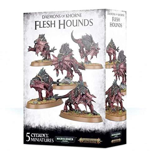 Warhammer 40,000: Daemons of Khorne: Flesh Hounds