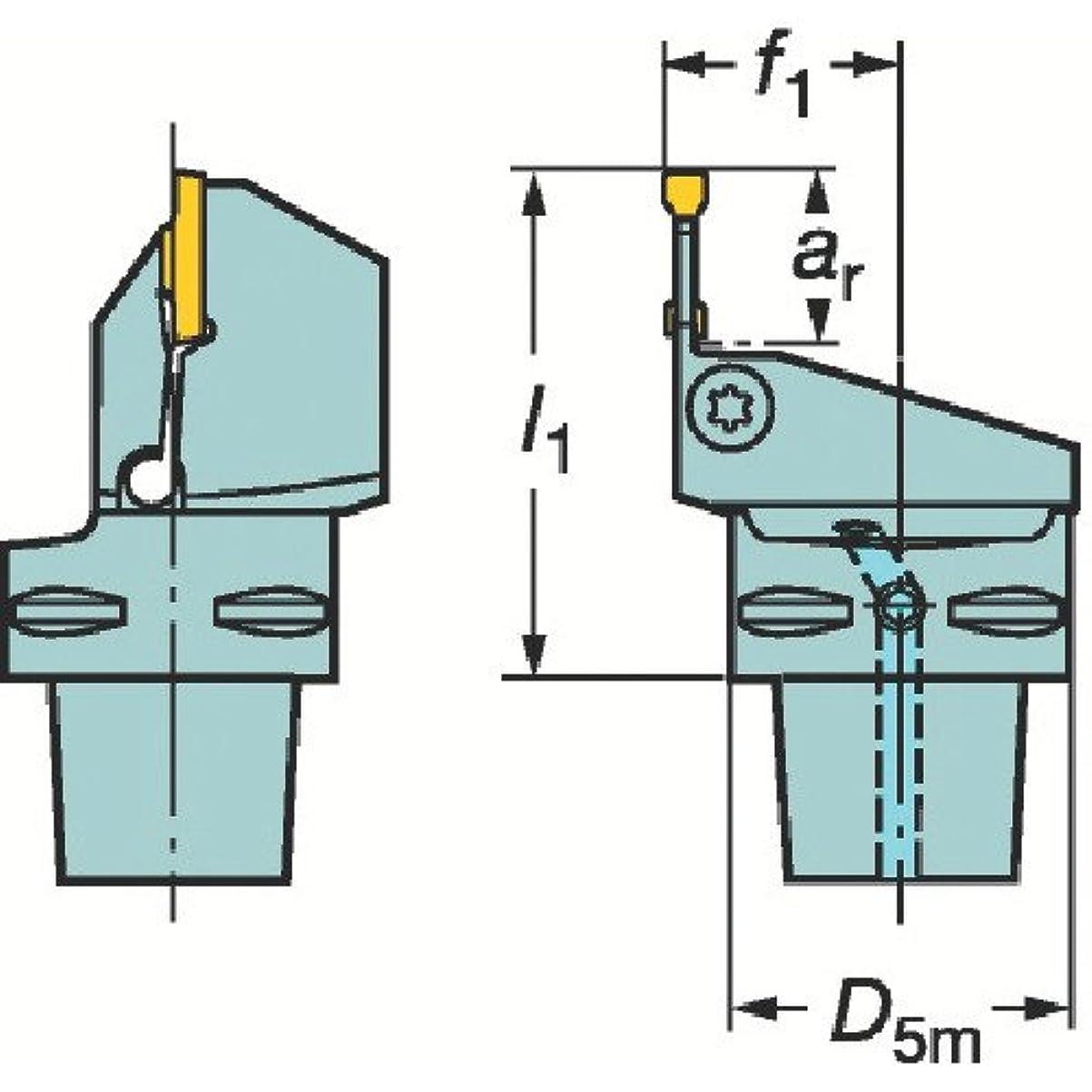 してはいけませんハイブリッド動力学サンドビック コロマントキャプト コロカット1?2用カッティングユニット C6LF123L1645065B
