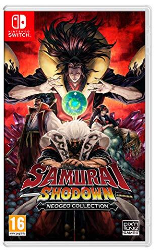 Samurai Shodown Neogeo Collection - Switch