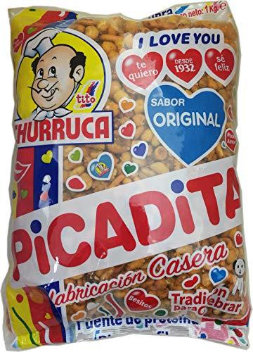 Churruca Original Picadita Cóctel de frutos secos - 1 Kg