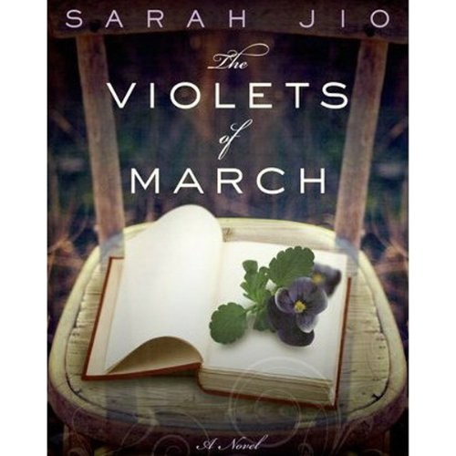 The Violets of March audiobook cover art