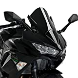 Puig 3881N RACING-SCREEN [BLACK] Kawasaki Ninja650 (20-) プーチ スクリーン カウル