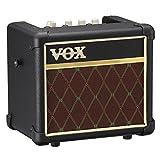 VOX(ヴォックス) ギター用 モデリングアンプ MINI3-G2 CL クラシック 自宅練習 ストリートに最適 持ち運び 電池駆動 マイク入力 MP3接続 ヘッドフォン使用可 3W