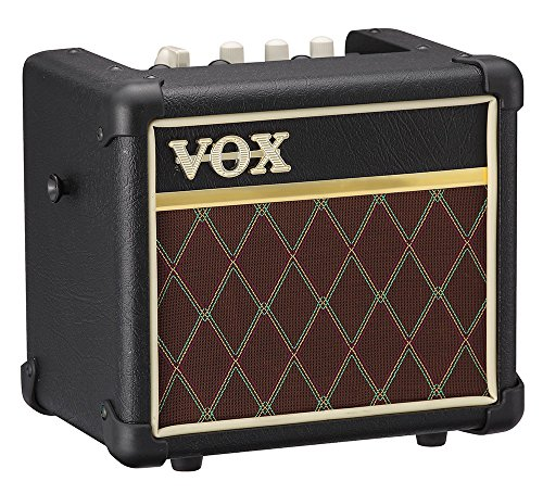 VOX MINI3 G2 Battery Powered Modeling Amp, 3W,...