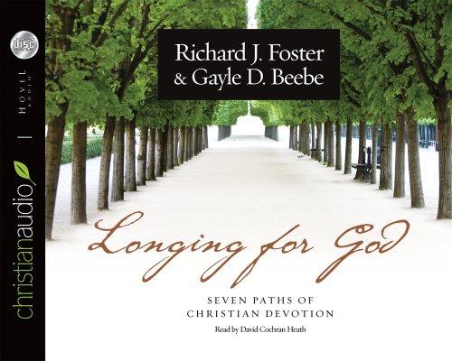 Longing for God copertina