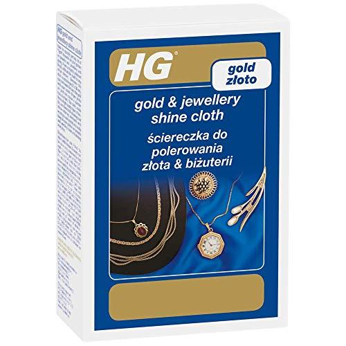 HG Gold Und Schmuck Shine Mikrofasertuch