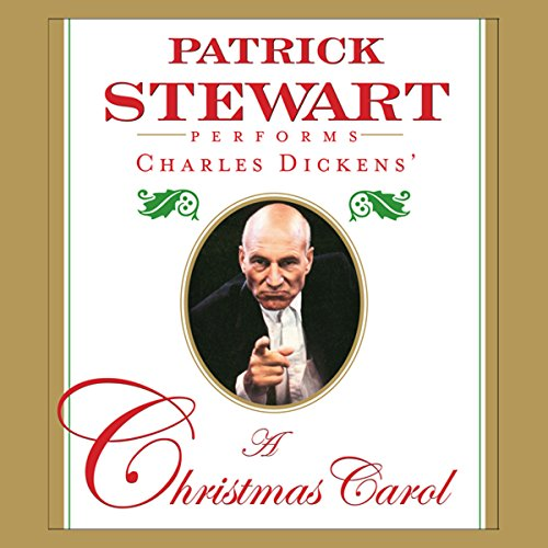 A Christmas Carol (Simon & Schuster Edition) audiobook cover art