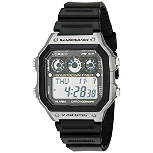 Casio watches Casio Men's AE-1300WH-8AVCF Illuminator Digital Display