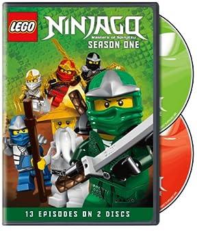 LEGO Ninjago  The Complete First Season  DVD