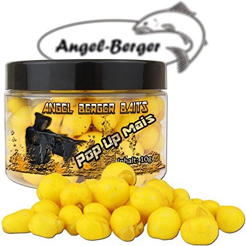 Angel-Berger Perlmais Pop Up Mais (Honig, 10g)