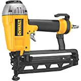 DEWALT Finish Nailer, 16GA, 1-Inch to 2-1/2-Inch (D51257K), DEWALTÃÂ Yellow and...