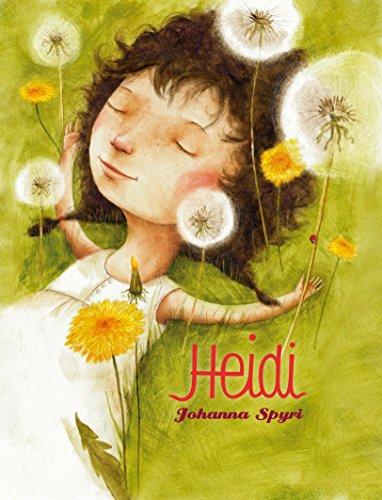 Heidi (Nórdica Infantil) (Spanish Edition)