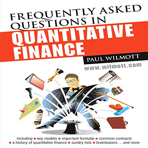 Frequently Asked Questions in Quantitative Finance Titelbild